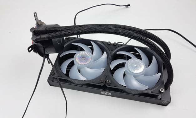 Cooler Master ML240L V2 ARGB Cooler Review