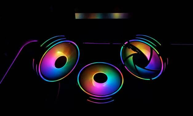 Cooler Master MF120 HALO Fans Review