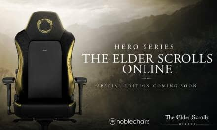 noblechairs Releases The Elder Scrolls Online Gaming Chair