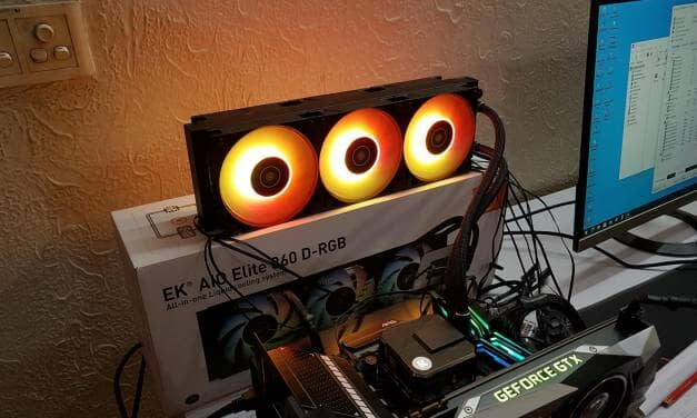 EK-AIO Elite 360 D-RGB Review