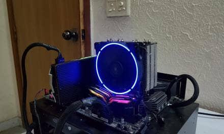 PCCOOLER GI-R66U Air Cooler Review
