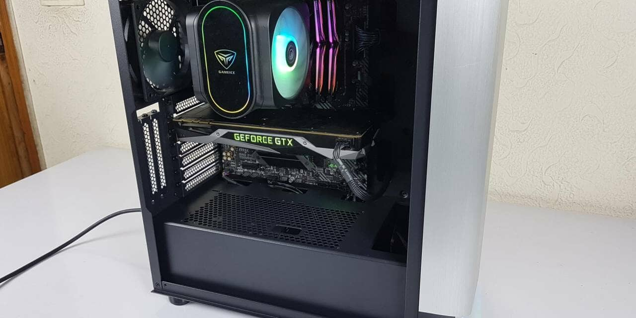 PCCOOLER GI-D66A CPU Air Cooler Review