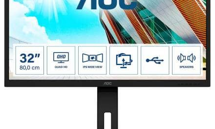 AOC strengthens its professional portfolio with three new high resolution displays