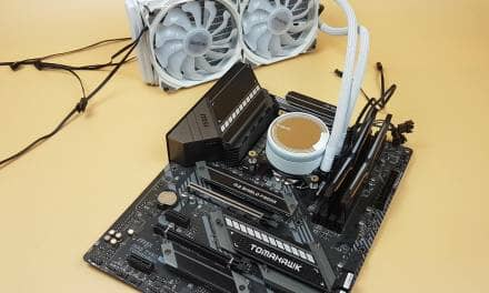 ALSEYE M240 White Cooler Review