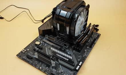 ALSEYE M120D Plus CPU Air Cooler Review