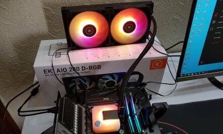EK-AIO 280 D-RGB Review
