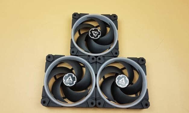 ARCTIC BioniX P 120 A-RGB Fans Review