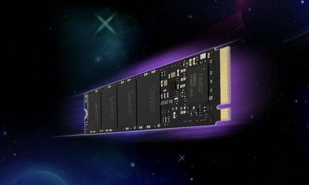 Lexar Announces NM620 M.2 2280 PCIe Gen3x4 NVMe SSD