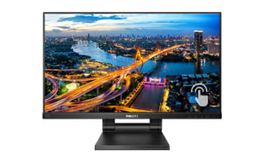 New Philips touch monitors