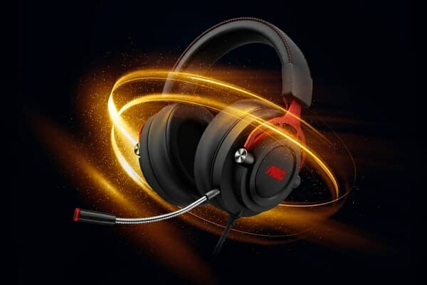 AOC Announces New Gaming Headsets GH200 and GH300