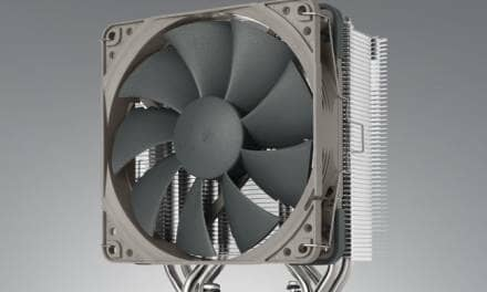 Noctua has released redux line CPU cooler and second fan kit