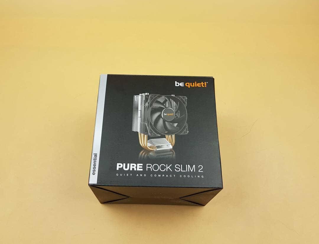 be quiet! Pure Rock Slim 2