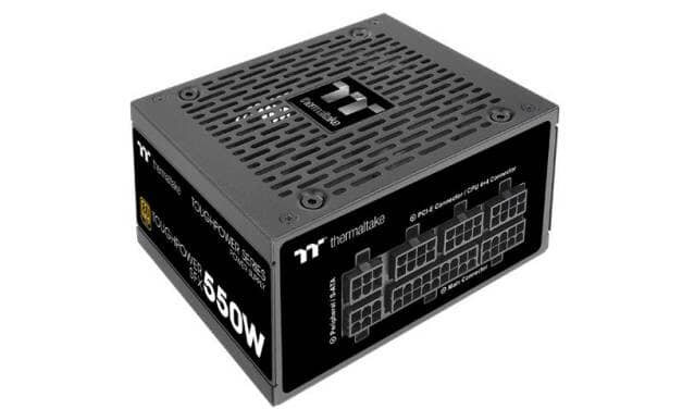 Thermaltake Introduces Toughpower SFX 450W/550W/650W Gold Power Supply