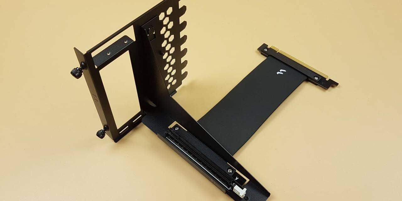 Fractal Design Flex B-20 Vertical Bracket with Riser Cable Review