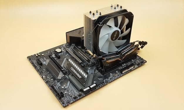 PCCOOLER GI-PALADIN 400 and GI-PALADIN 400 A-RGB Coolers Review
