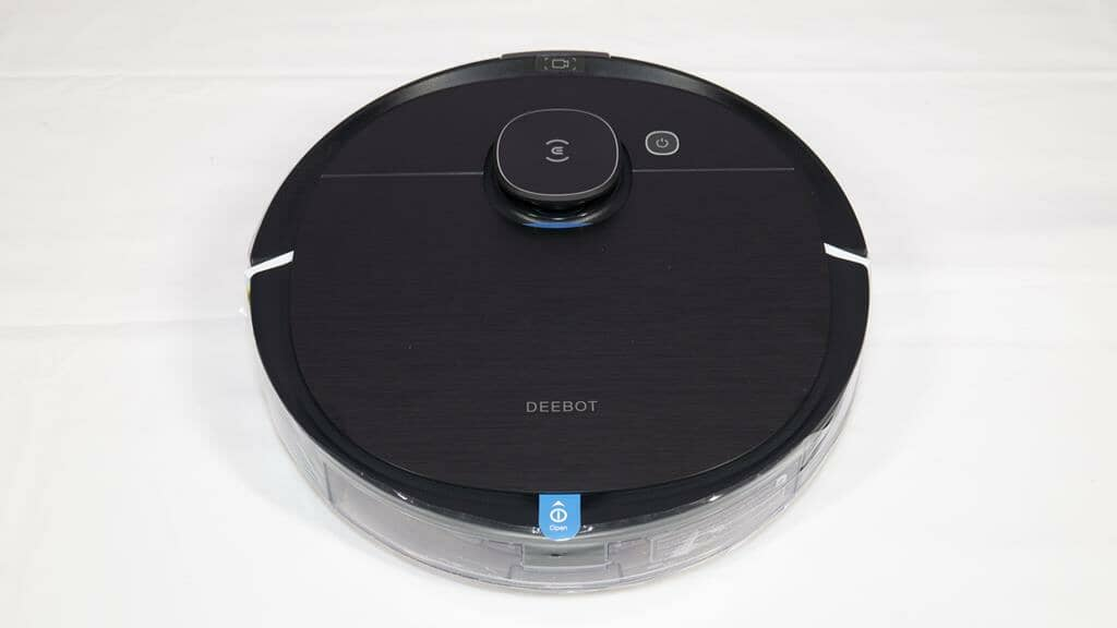 Ecovacs DEEBOT OZMO T8 AIVI Robot Vacuum Cleaner With Mop Review