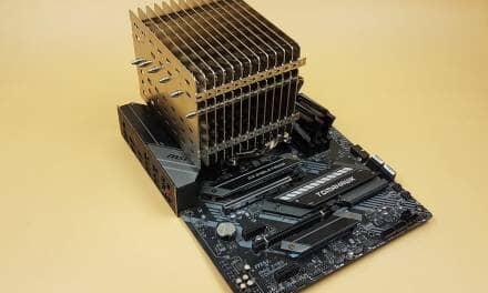 Noctua NH-P1 CPU Passive Cooler Review