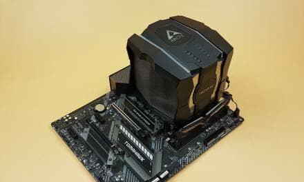 ARCTIC Freezer 50 CPU Air Cooler Review