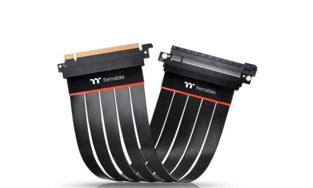 Thermaltake Announces The Worldwide Availability of  TT Premium PCI-E 4.0 Extender