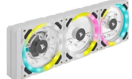 CORSAIR Launches Hydro X Series XD7 RGB Pump/Reservoir Distribution Plate