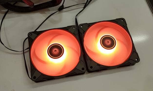 ARCTIC P12 PWM PST RGB 0dB Fans Review
