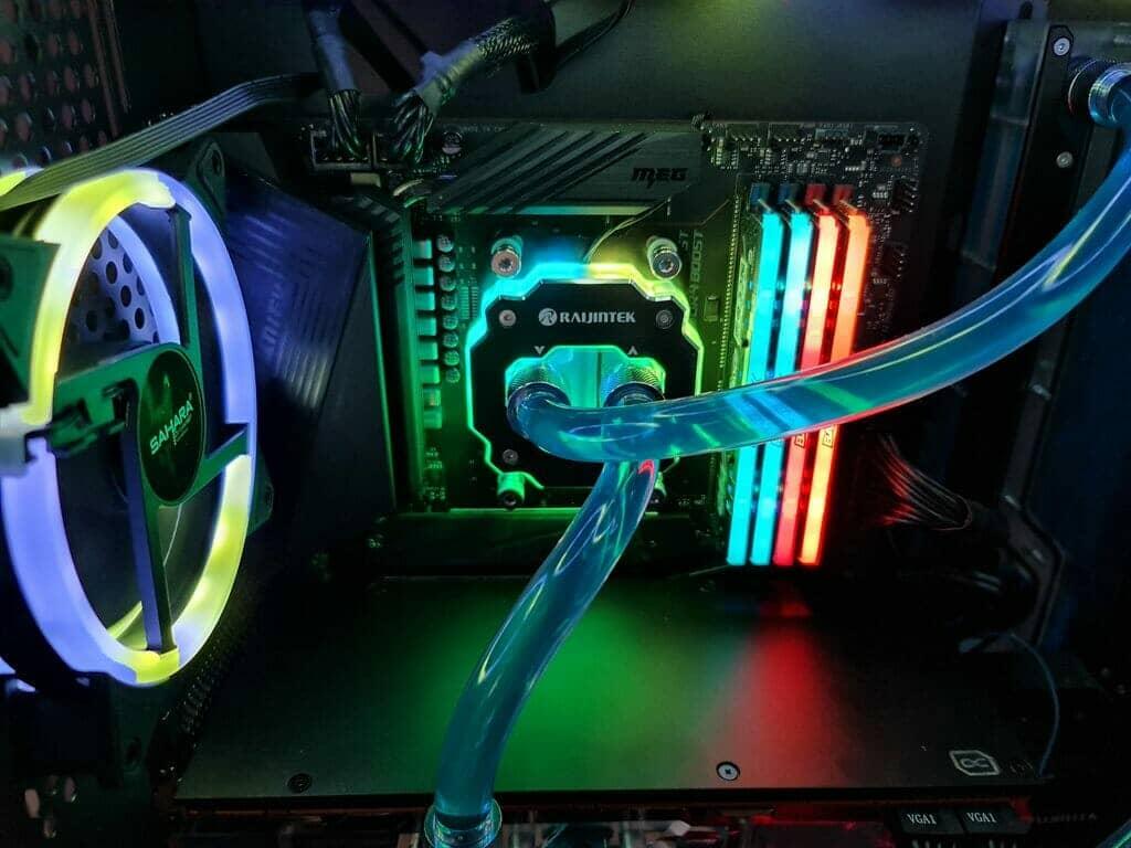 Raijintek Forkis Pro RBW RGB