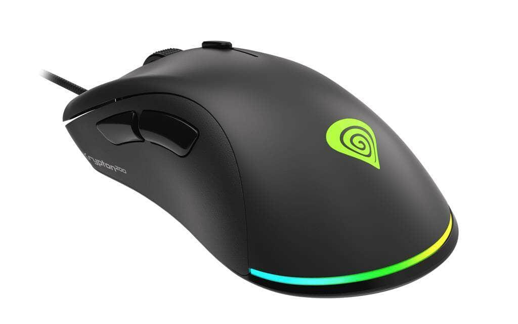 Genesis Releases Krypton 200 and 220 Gaming Mice