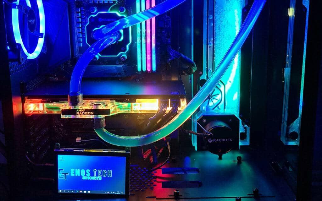 Raijintek ACHERON 360 D5 EVO RBW D-RGB DISTRO PLATE Review
