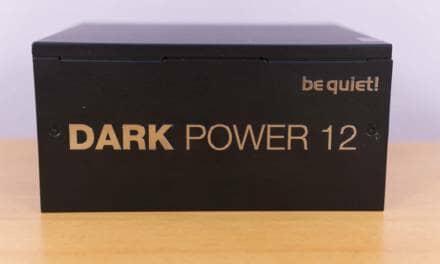 be quiet! DARK POWER 12 750W PSU Overview