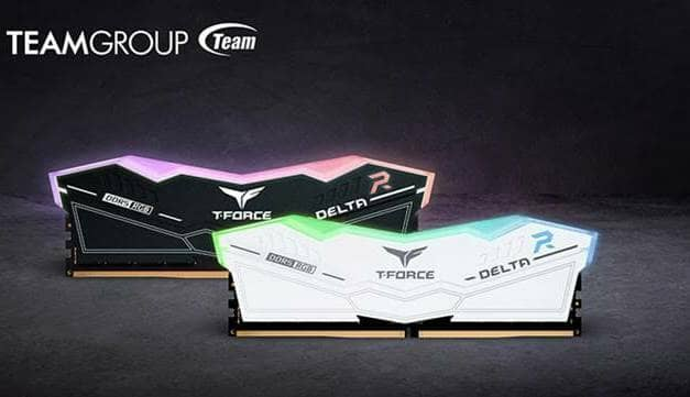 TEAMGROUP Announces T-FORCE DELTA RGB DDR5 Gaming Memory