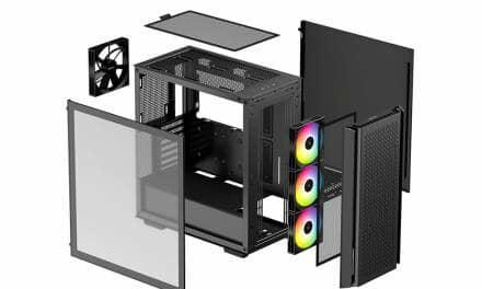 DeepCool Announces The CG540 & CG560 Cases