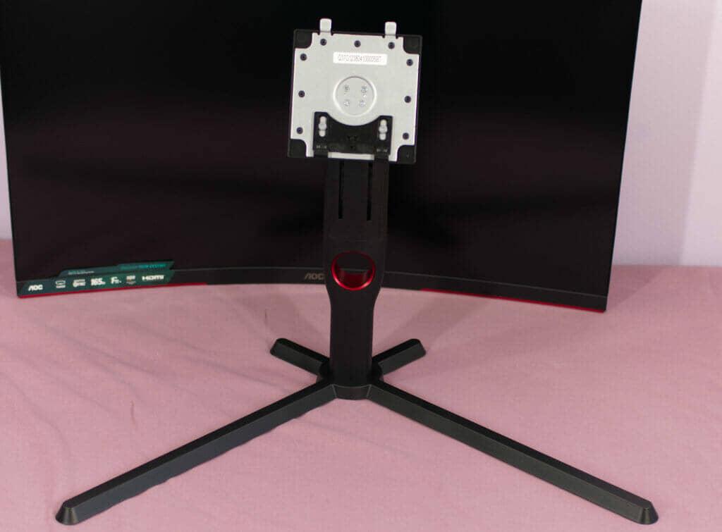 AOC CQ32G3SU stand