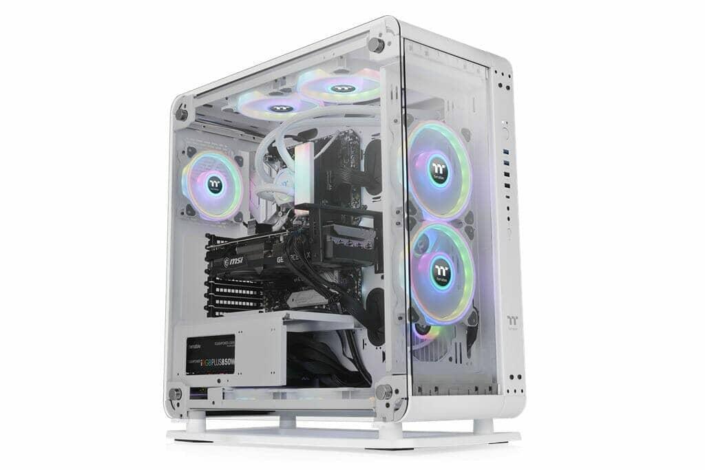 Core P6 Snow Build