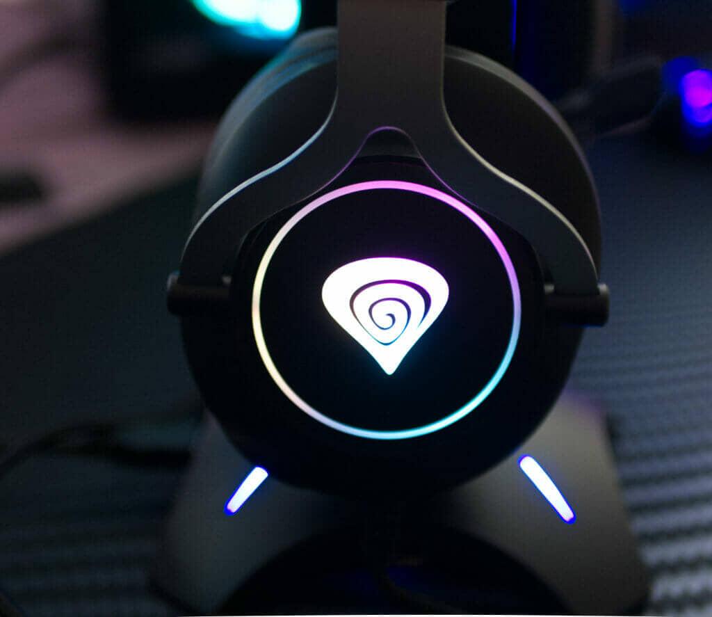 Genesis Neon 750 RGB Gaming Headset rgb
