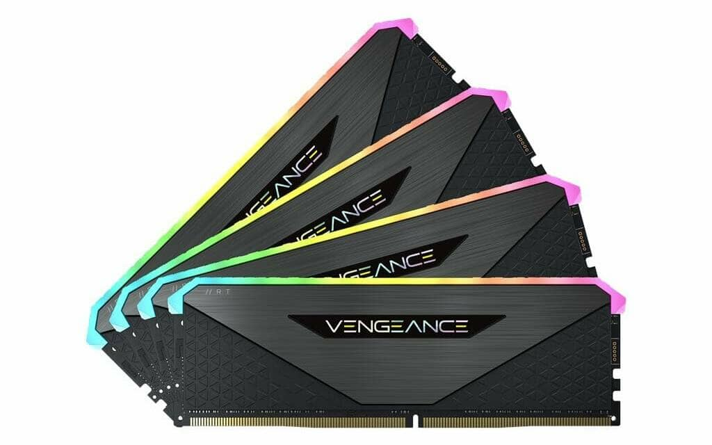 Corsair Adds Two New Kits To Its VENGEANCE RGB DDR4 Range