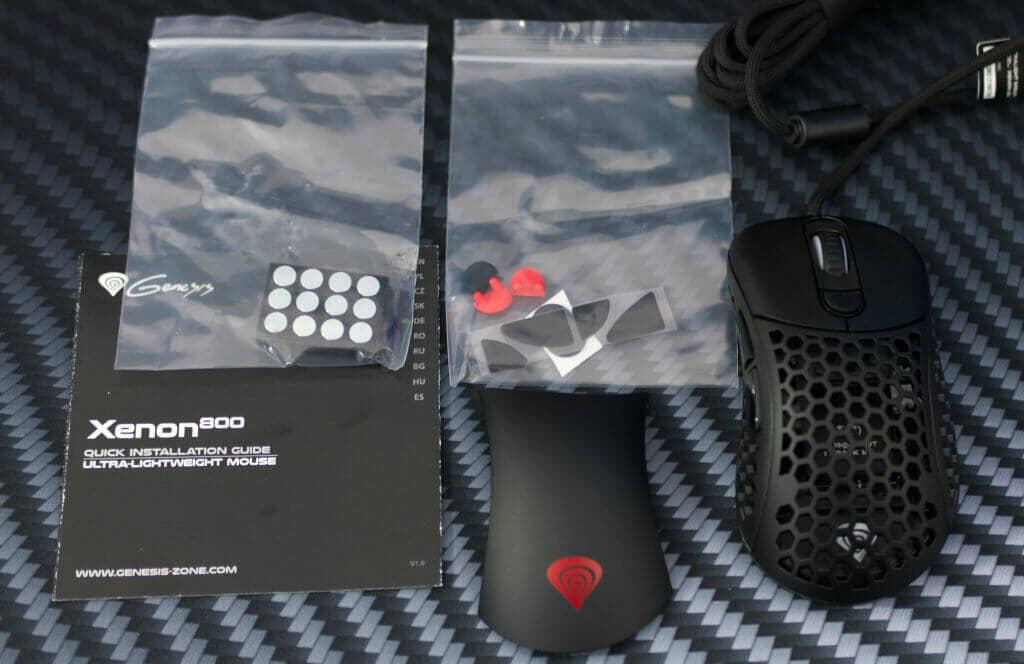 Genesis Xenon 800 accessories