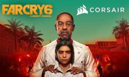 CORSAIR and Ubisoft® Partner to Deliver Immersive PC Gaming Experience to Far Cry® 6