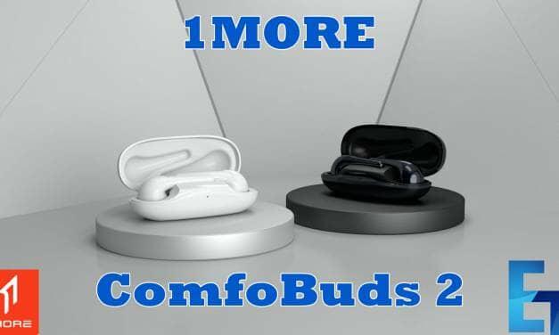 1MORE ComfoBuds 2 In-Ear Headset/Earphones Review