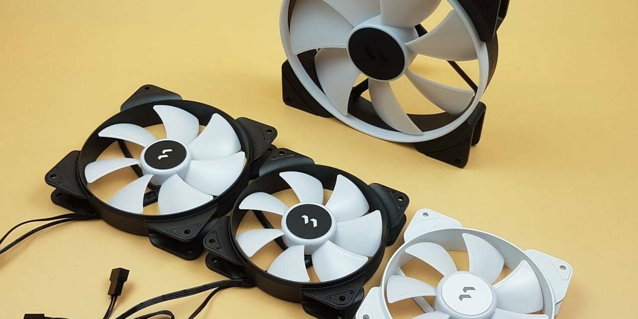 Fractal Design Aspect 12 and 14 RGB PWM Fans Review