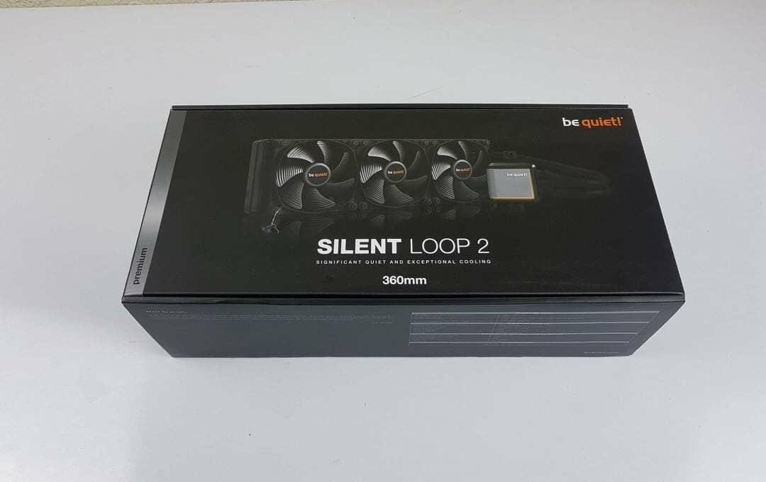 be quiet! Silent Loop 2 360 AIO box