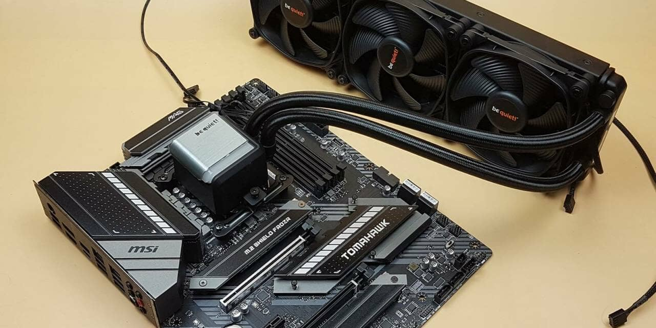 be quiet! Silent Loop 2 360 AIO Review