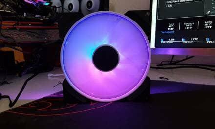 Fractal Design Prisma AL18 PWM RGB Fans Review