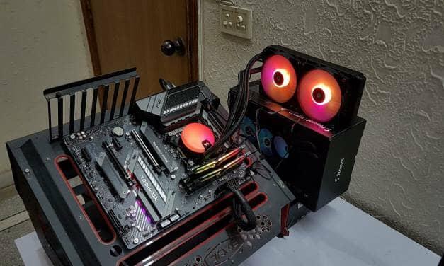 Fractal Design Lumen S24 RGB AIO Cooler Review