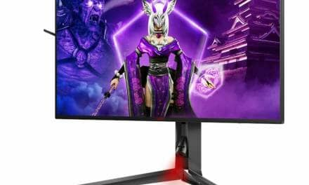 AGON Announces PRO Monitors Up To 240 Hz, With HDR And fast IPS panels
