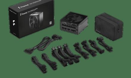 Fractal Design ION+ 2 PLATINUM 860W PSU Overview