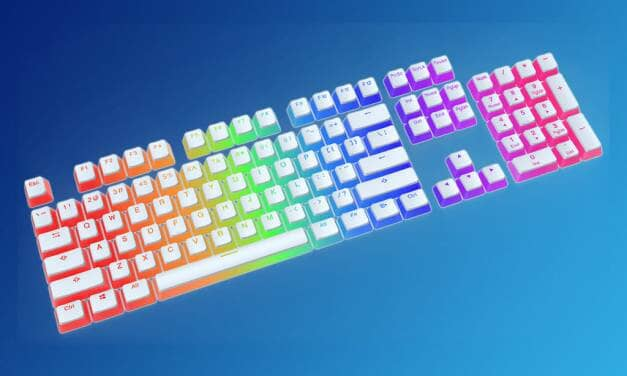 SilentiumPC Gear Delivers The Ultimate Pudding Keycaps Upgrade Kit