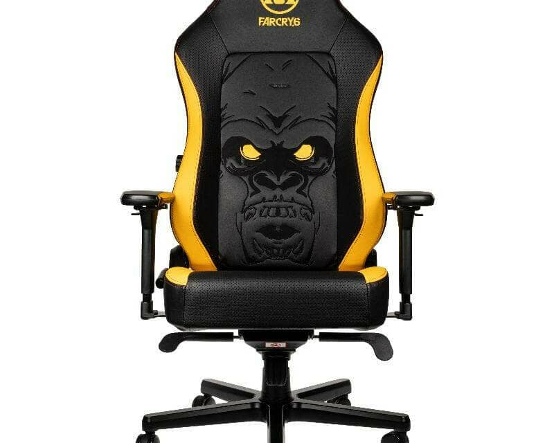 noblechairs and Ubisoft Team Up To Release The Far Cry 6 Special Edition