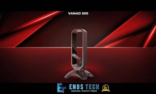 Genesis Vanad 500 Mouse Bungee and Headset Holder Review